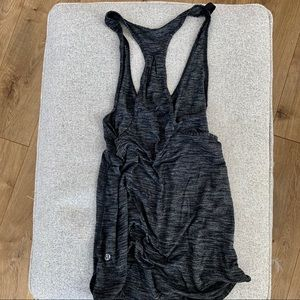 Lululemon heathered racerback tank top